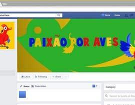 nº 17 pour Mascot for Facebook cover par berragzakariae