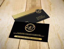 #183 for Design a creative business card av NaheanChowdhury