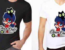 #7 for Create Designs For Miraculous Tales T-Shirt! af risakuro