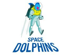 #23 for Space Dolphins - Yes. Space Dolphins. af rlpragas82