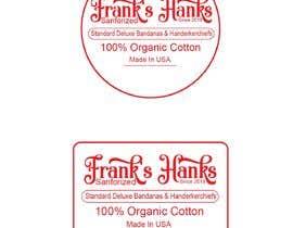 nº 95 pour Logo Design for new Brand -Frank's Hanks par alalkhanfl93