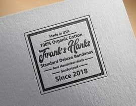 nº 85 pour Logo Design for new Brand -Frank's Hanks par Aunonto