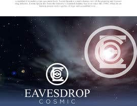 #41 for Eavesdrop Cosmic Logo Image by shohagsorkar