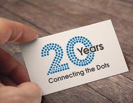 #46 untuk Design a Logo for 20'th anniversary of EPIC oleh harishjeengar
