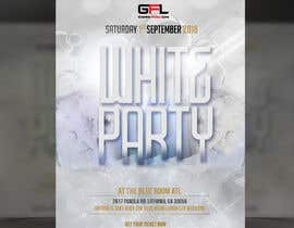 #51 pentru Design a Flyer all white party ATL de către SLP2008