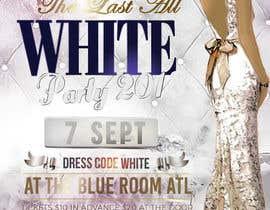 #50 pentru Design a Flyer all white party ATL de către sidraahmad