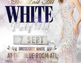 #54 pentru Design a Flyer all white party ATL de către sidraahmad