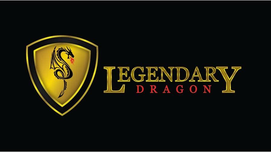 Entry 36 By Tarekmyoussef For Small Logo Redesign For Legendary