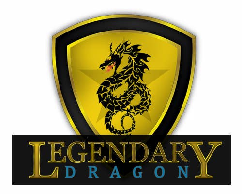 Entry 18 By Mammmago For Small Logo Redesign For Legendary Dragon