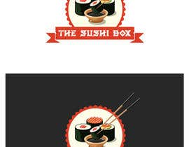 #34 Design Logo and Packaging Sticker for Sushi Brand részére sajibrw99 által