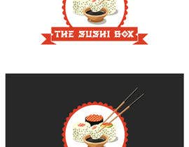 #100 Design Logo and Packaging Sticker for Sushi Brand részére sajibrw99 által