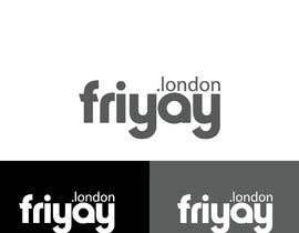 #143 para Logo for Friyay project por imtiazchowdury20
