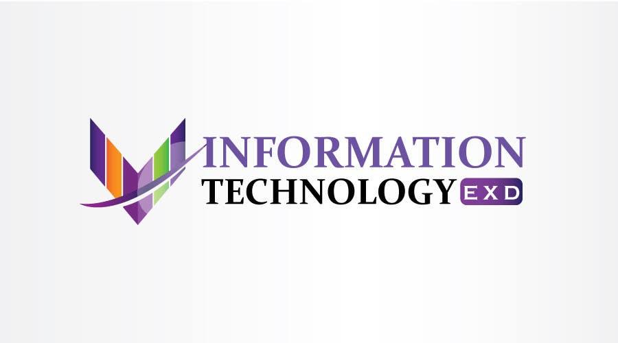 Конкурсная заявка №151 для Logo Design for information technology  company