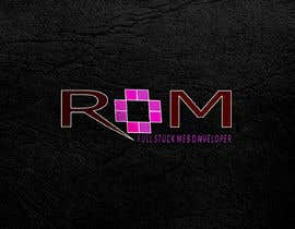 #45 for Design a logo : ROM by akswapna53