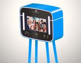 nº 9 pour Face Design for a Modern Photo Booth par desingero