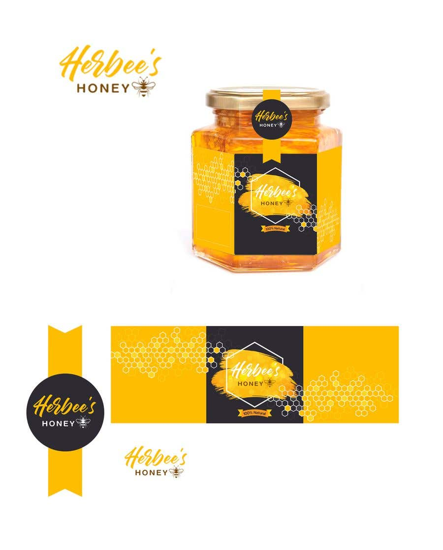 Contest Entry #13 for Herbee's Honey