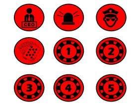Nro 1 kilpailuun Circular icon buttons for software application käyttäjältä ezo2016