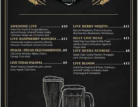 nº 15 pour URGENT: Re-design bar menus par SahuRahulAut0Cad