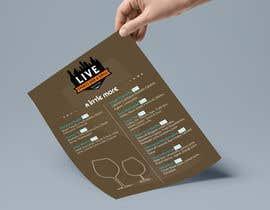 nº 16 pour URGENT: Re-design bar menus par mdmustafiz