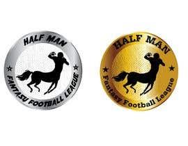#162 for Logo Design for Fantasy Football League - Centaur by bala121488