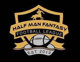 #148 for Logo Design for Fantasy Football League - Centaur by baharhossain80