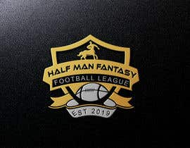 #152 for Logo Design for Fantasy Football League - Centaur by baharhossain80