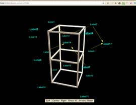 #7 for Creation of Rotating Double Cube in HTML5 (Mark II) by mattsrinc