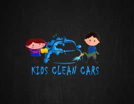 #50 for Create logo for Kids Clean Cars af ivica1