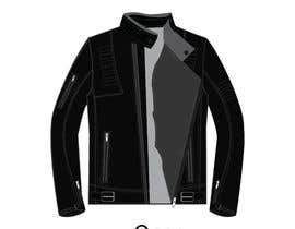 nº 15 pour Creation of a leather motorcycle jacket par anetna26