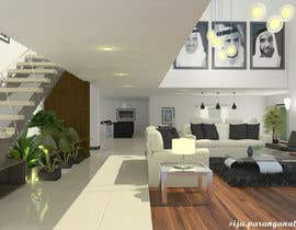 #18 for Interior design entry hall private house/ stairway by sijuprakash