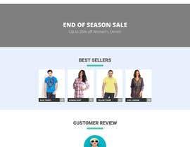 Nro 35 kilpailuun Exciting eCommerce Design/Redesign käyttäjältä iambedifferent