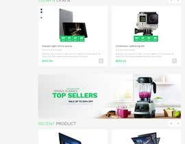 Nro 34 kilpailuun Exciting eCommerce Design/Redesign käyttäjältä angkon6190