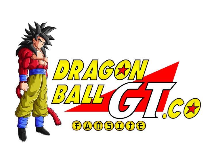 Inscrição nº                                         4                                      do Concurso para                                         Design a logo for a Dragon Ball GT fansite