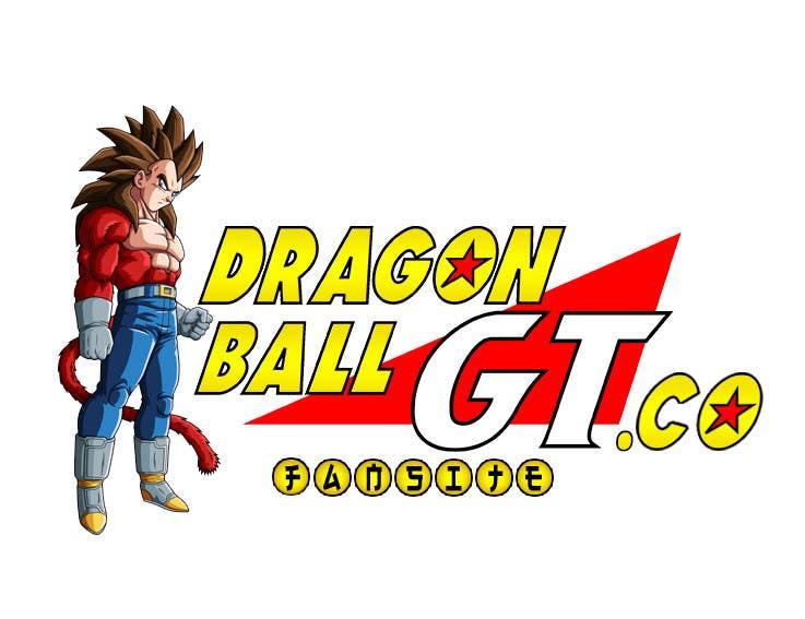 Inscrição nº                                         5                                      do Concurso para                                         Design a logo for a Dragon Ball GT fansite