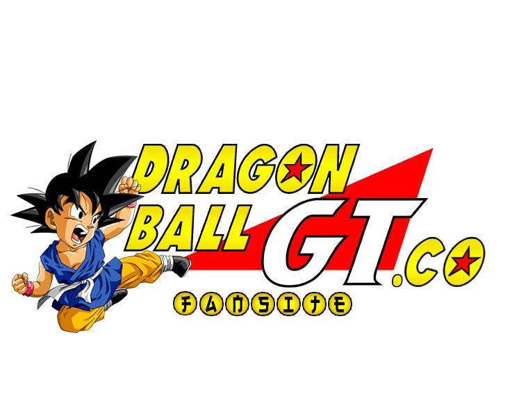 Inscrição nº                                         6                                      do Concurso para                                         Design a logo for a Dragon Ball GT fansite