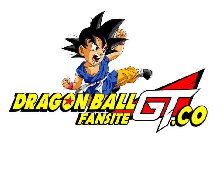 Inscrição nº                                         19                                      do Concurso para                                         Design a logo for a Dragon Ball GT fansite