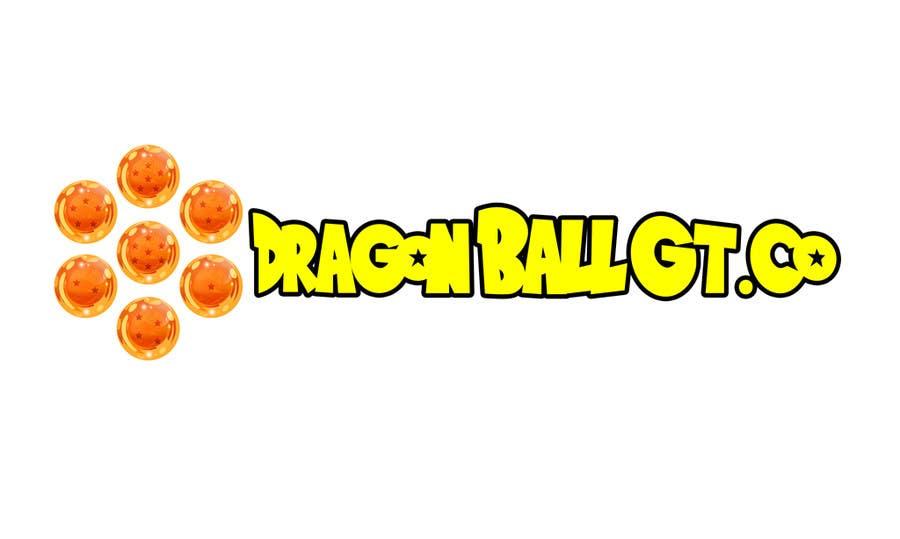 Inscrição nº                                         1                                      do Concurso para                                         Design a logo for a Dragon Ball GT fansite