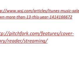 pinkipilao tarafından Record label setup and help required for exploitation of digital music on other online platforms için no 11
