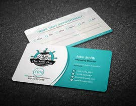 #161 for Design businesses cards for my dog grooming business by chandrarahuldas