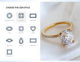 sunilpeter92님에 의한 Design (not build) me a website for a Jewellery Company을(를) 위한 #22