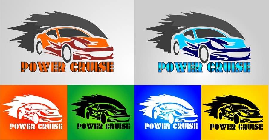 Penyertaan Peraduan #                                        22                                      untuk                                         Design a Logo for Powercruise Car Event