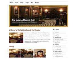 #4 for Design a Website Mockup for responsive website af kethketh