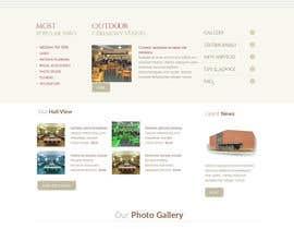 #26 for Design a Website Mockup for responsive website af lassoarts