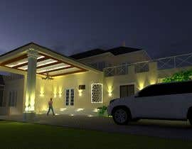 #13 for House entrance Porch  architectural design by rameenasif01