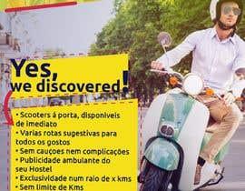 #2 para preciso de uma Brochura de uma empresa de aluguer de motos com rotas por BrunoCoutinhoINW
