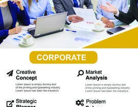 narayaniraniroy tarafından corporate company profile brochure and flyer ans stationary için no 54