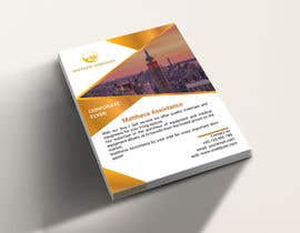 #60 cho corporate company profile brochure and flyer ans stationary bởi shofiursp