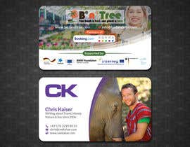 #90 para Need New Business Card Design por papri802030