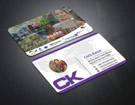 #73 para Need New Business Card Design por ayonislam14