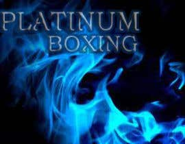 #137 para Logo Design for Platinum Boxing por neeraj007143
